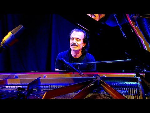 "Yanni – ""Blue""… Live On Broadway! The Healing Power Of The Infinite Blue!"