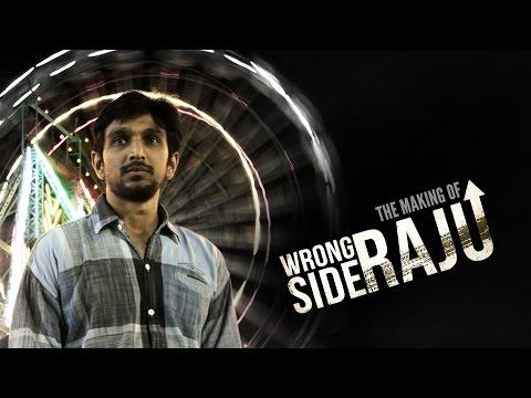 Wrong Side Raju - The Making | Abhishek...