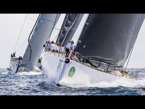 Maxi Yacht Rolex Cup 2017 – Film – The Spirit of Yachting