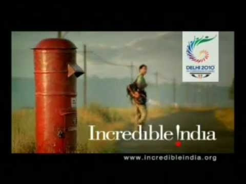 Incredible India :: Commonwealth Games in Delhi 2010, Ministry of Tourism Government of India
