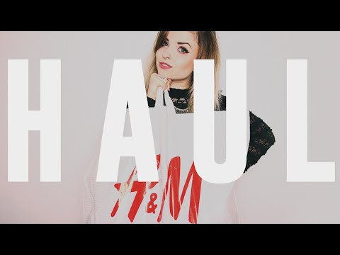 H&M Haul | Helen Anderson