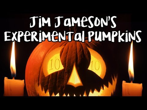 """Jim Jameson's Experimental Pumpkins"" 
