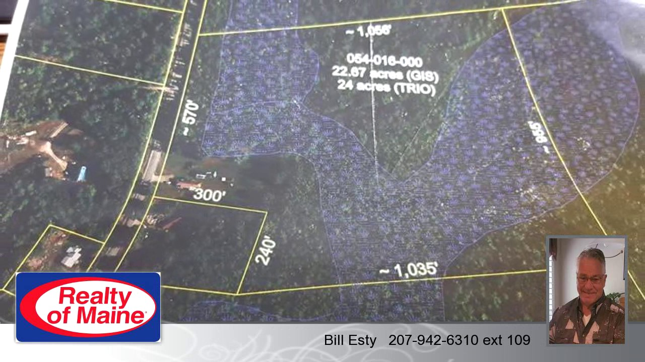 Hermon Maine Map.Lots And Land For Sale 292 Wing Rd Hermon Me 04401 Youtube