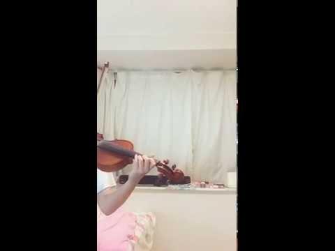 你不知道的事violin cover by Maureen