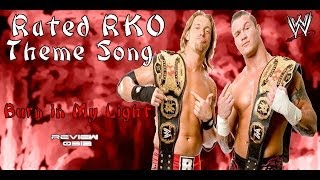 WWE  - Rated-RKO Theme Song - Review0312
