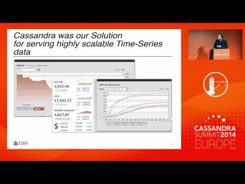 UBS Securities: A Journey with Cassandra at UBS Securities