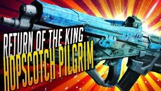 Return of The KING! Hopscotch Pilgrim Pulse Rifle | Destiny (Rise of Iron)