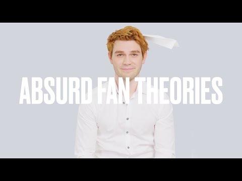 KJ Apa Responds to Riverdale's Absurd Fan Theories | ELLE