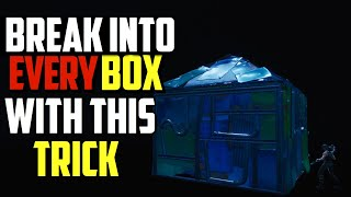 Comment prendre les murs TOUT! Entrez dans le BOX de n'importe qui! (Fortnite Box Fighting Tips and Tricks)