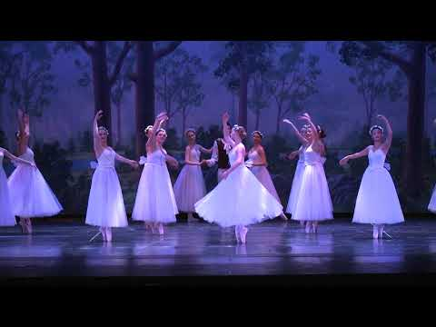 New England Academy of Dance's Les Sylphides 2014