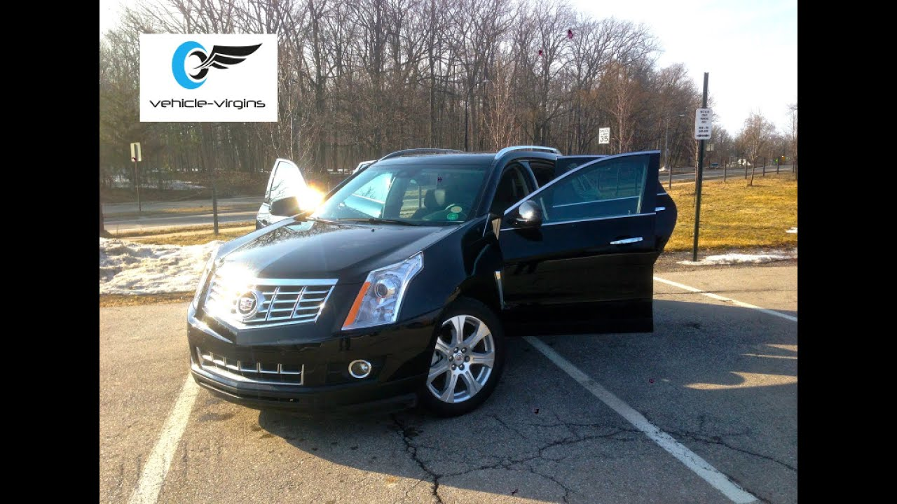 2014 Cadillac Srx Road Test And Review Youtube