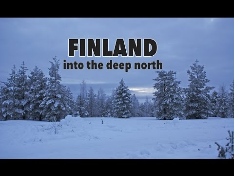 Finland - Into the deep north
