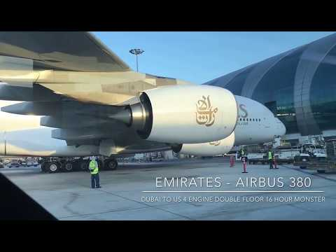Emirates Boeing 777 300er Vs Airbus A380 800 Youtube