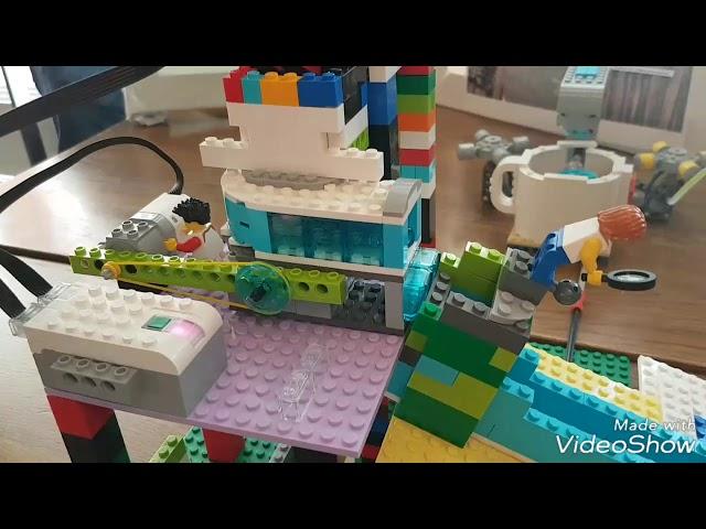 First Lego League jr