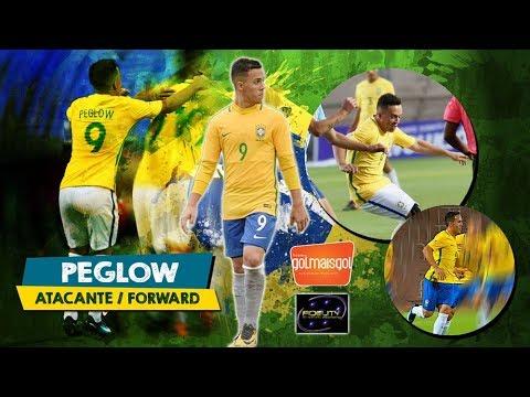 PEGLOW - João Gabriel Martins Peglow - Atacante - www.golmaisgol.com.br - FIDELITY SPORTS