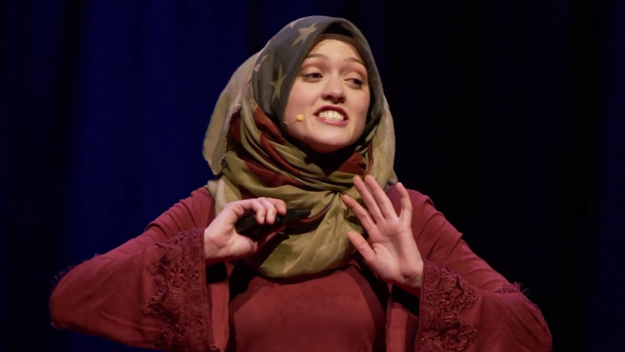The Muslim on the airplane | Amal Kassir | TEDxMileHighWomen ...