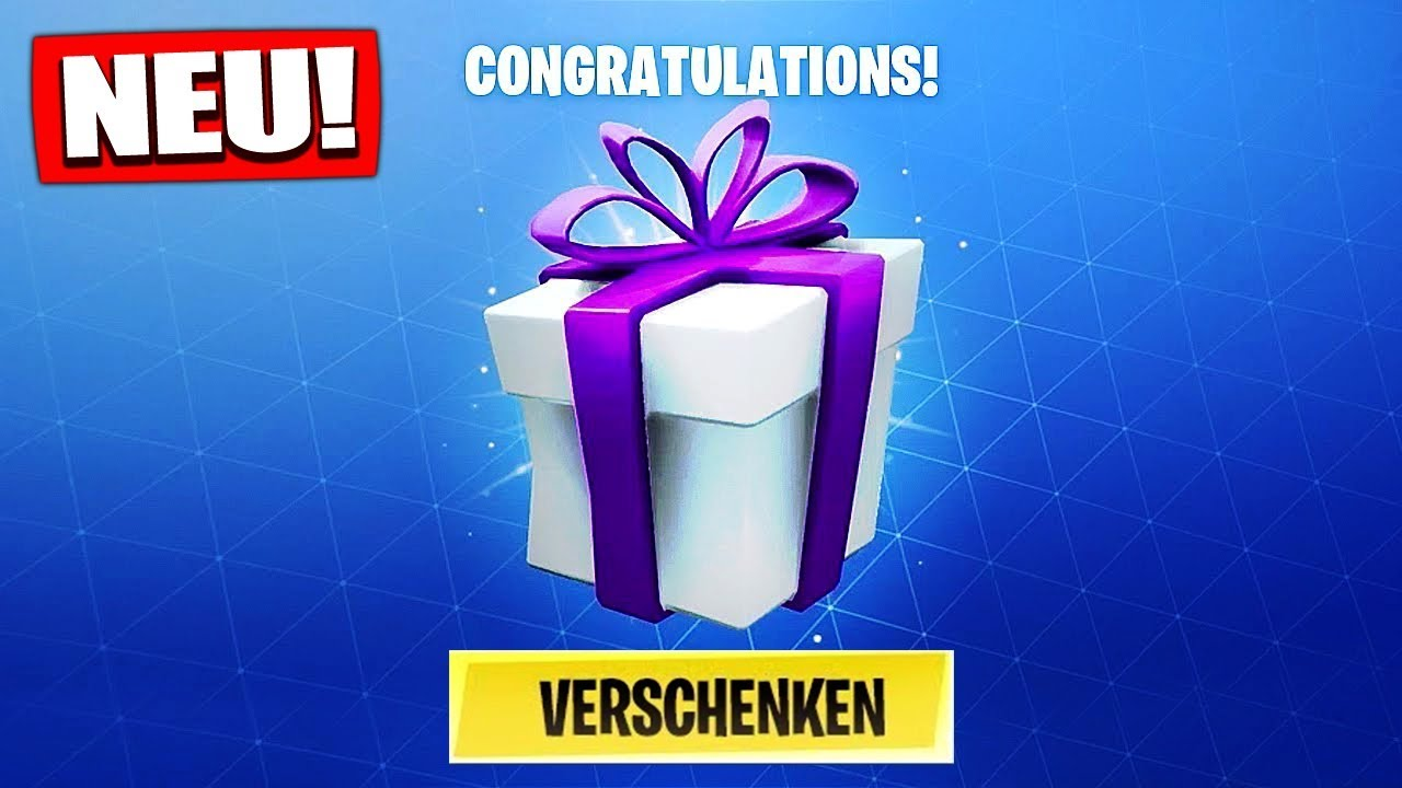 Fortnite Skins An Freunde Verschenken In Season 7 Fortnite Battle