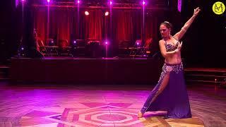 "2018 - Sarah danse ""Accalmie"" au Cabaret Sauvage"