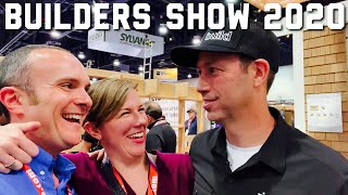 Day 1 at Builders' Show 2020 (IBS)
