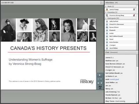 Understanding Canadian Women's Suffrage
