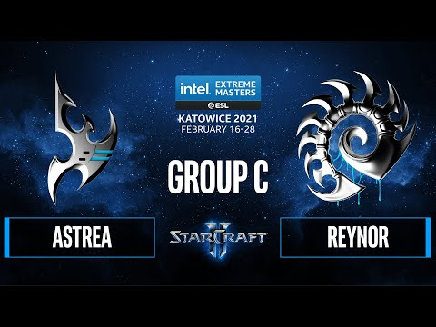 Reynor vs Astrea - IEM Katowice 2021 - Map 3