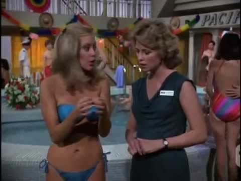 Lydia Cornell LOVE BOAT - first ever TV appearance