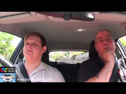 Dean's - Driving Test day