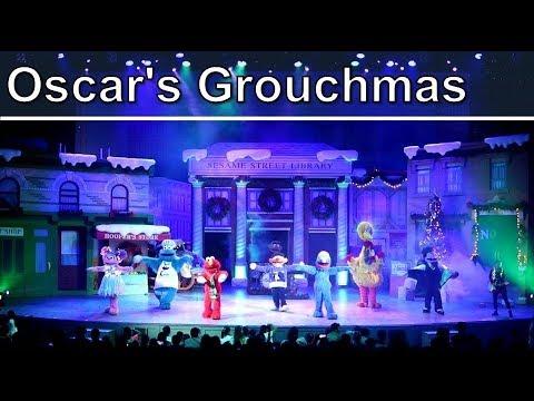 Oscar's Grouchmas at Universal Studios Singapore - USS Full Show 2017