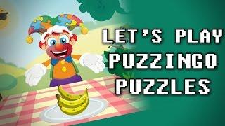 Let's Play Puzzingo Puzzle