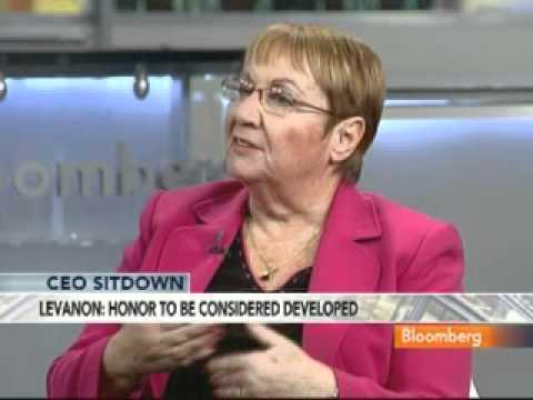 Tel Aviv Stock Exchange CEO Ester Levanon on Bloomberg News