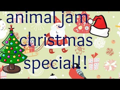 animal jam christmas special