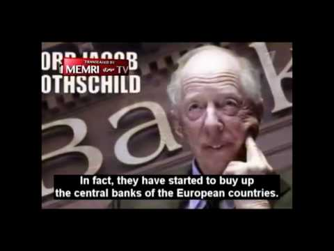 Russian TV exposes the Rothschild's