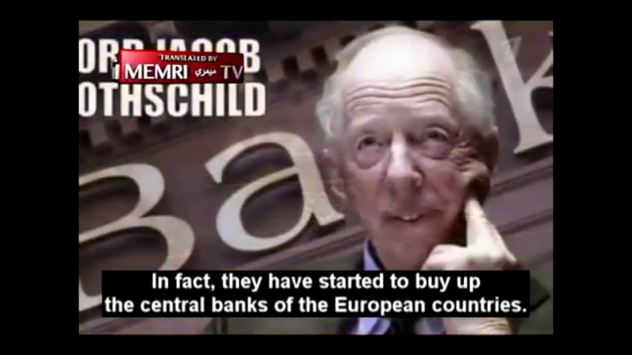 (((Russian TV))) on The Rothschilds