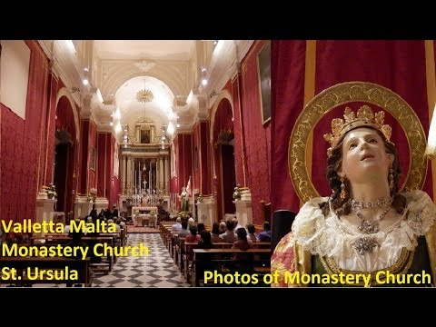 Valletta St. Ursula - Feast of St. Ursula - 1 Peal 2012 (1,2,3) - Photos 2013 - 3 Bells / 1