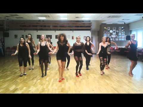 Flirt dance - The Pussycat Dolls - Perhaps, Perhaps by Mary Aušová