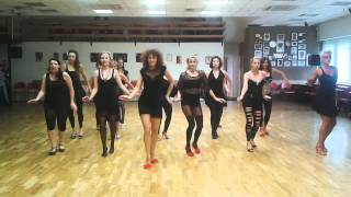 Flirt dance - The Pussycat Dolls - Perhaps, Perhaps by Mary Aušová