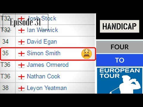 Handicap 4 to European Tour: Army GC Review