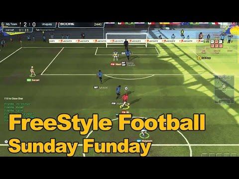 FreeStyle Football Gameplay - Sunday Funday Round 82