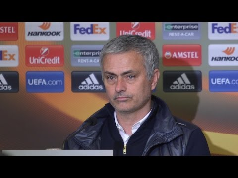 Jose Mourinho Full Pre-Match Press Conference - Manchester United v Chelsea