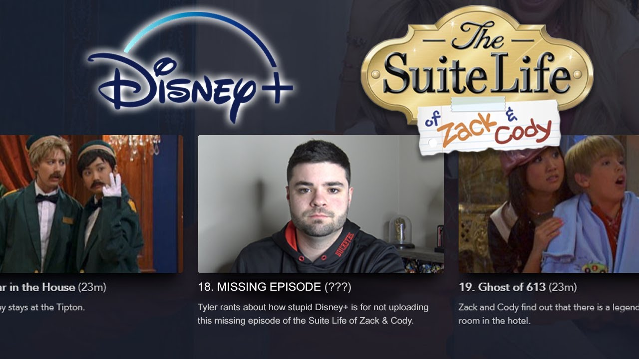 Download The MISSING Episode of The Suite Life of Zack & Cody! - NotYourAverageTy