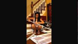 How To Assemble A Safety Bed Rail For Babies Regalo Hideaway Safety Rail Guide By Judelaine