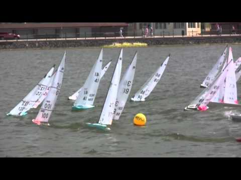 INTERNATIONAL ONE METRE WORLD CHAMPIONSHIP 2011 - A Fleet - Race 22