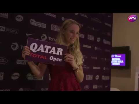 2017 Qatar Total Open Doha Players Party