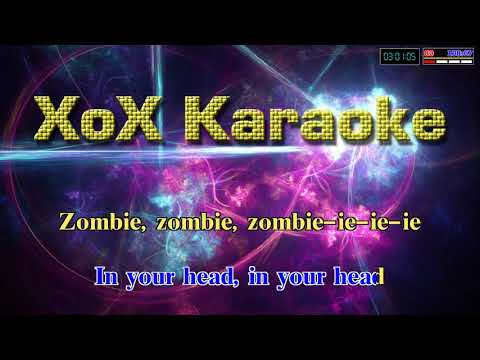 Zombie - The Cranberries (Karaoke Version)