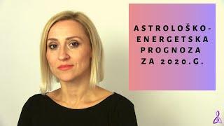 ☆ Astrološko-energetska prognoza za 2020.godinu ☆ Marina Bitorajac