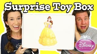 Surprise Toy Disney Princess Belle Box