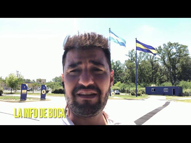 La info de Boca, todas las novedades de la práctica. Tevez, Rojo, Abila, Almendra, entre otros.