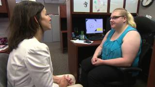 Woman with autism finds world of possibilities in new job