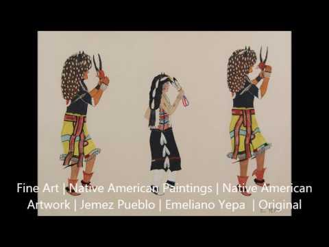 Jemez Pueblo Buffalo Song