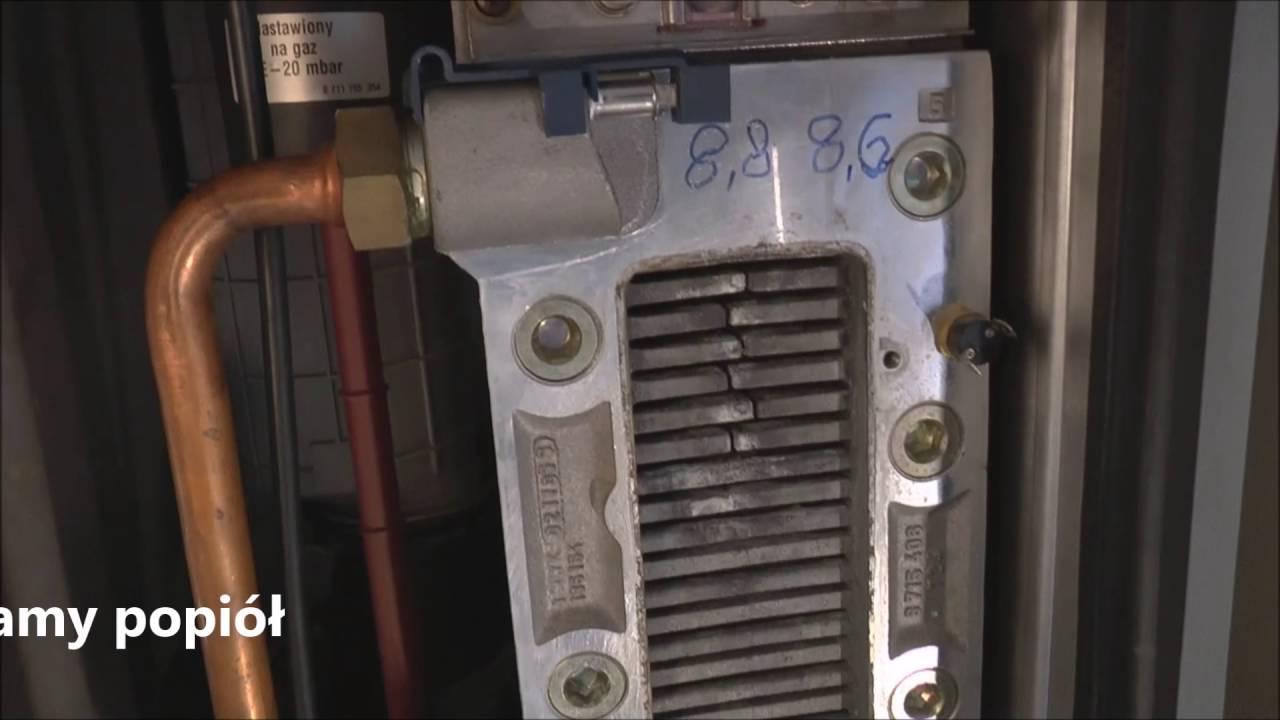 Bardzo dobry Jak wyczyścić palnik w kotle kondensacyjnym Junkers - konserwacja UQ35